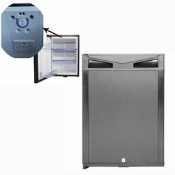 SMAD 1.4 Cu Ft 2-Way Compact Cooler Portable Silent Refriger