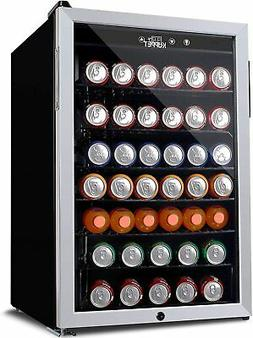 150 Cans Beverage Cooler and Refrigerator Small Mini Fridge