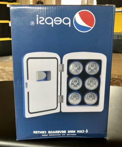 Pepsi 6 Fridge AC/ DC Cords Cool Retro Look Dad!