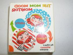 MOM MOOD MONITOR AN EARLY WARNING SYSTEM MINI BOOK KIT WITH
