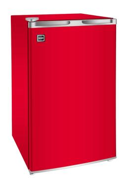 New 3.2 Cu. Ft. Mini Fridge Red Small Collage Dorm Office Re