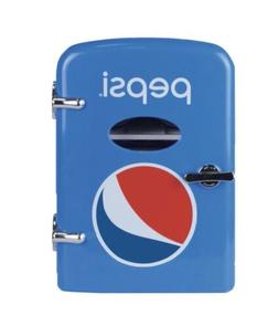NEW IN BOX..Portable 6 Can Mini Fridge for Home, Office, Car